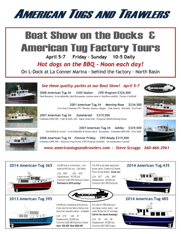 Open House & Boat Show
