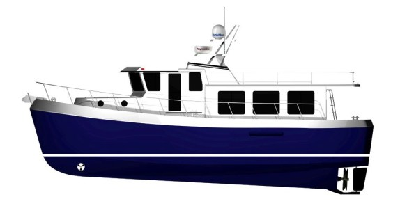 The new American Tug 485
