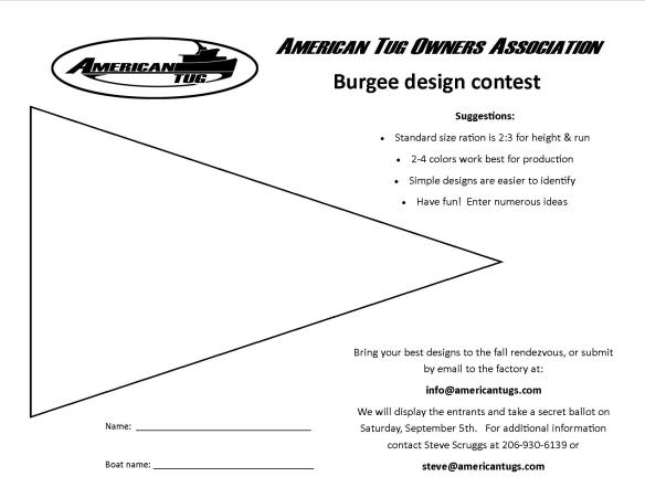 Burgee contest
