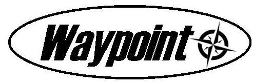 Waypoint logo small bw