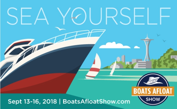 fall boats afloat banner