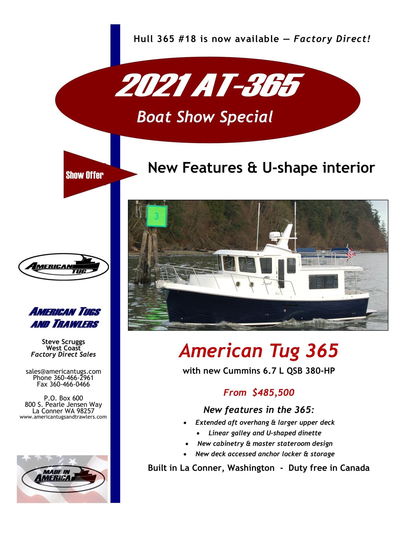 365-18 spec sheet 2021 v1 1-2020